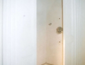 MDF shower surround