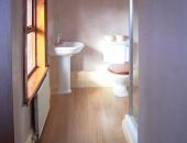 Moisture resistant MDF laminate flooring
