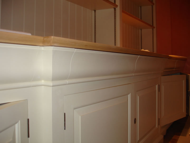 breakfront-drawer-detail-on-the-lagrge-painted-bookcase