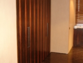 Five matching maccasa ebony doors to air conditioned plant control room-for-the-property