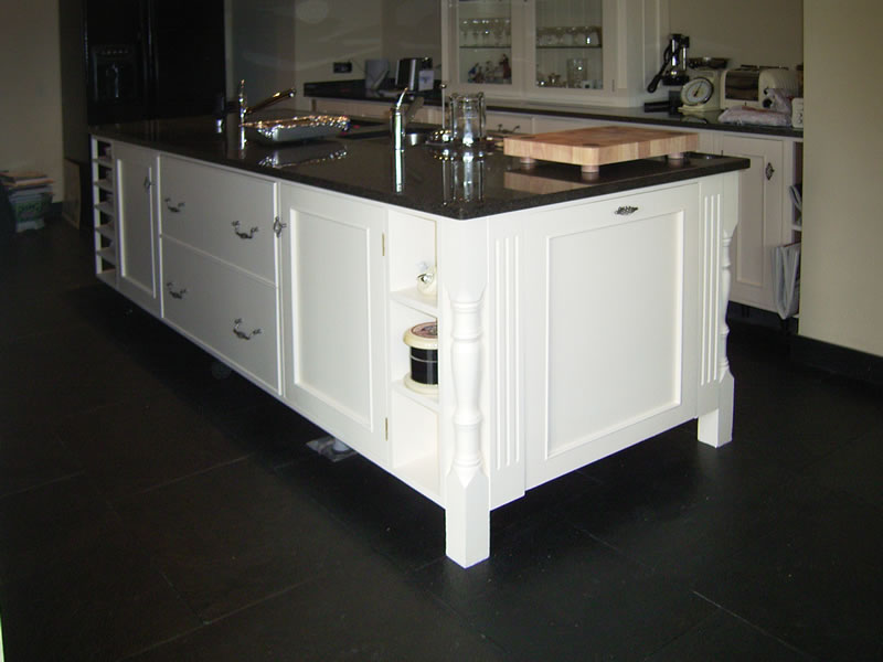free standing kitchen island unit spot on joinery com