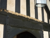 llandyrnog parish church dental moulding renovation