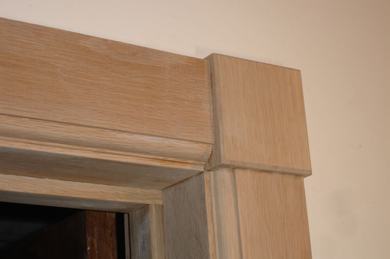 Architrave detail
