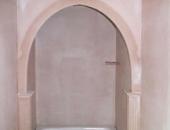 Moisture resistant MDF shower surround