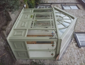 victorian porch side veiw