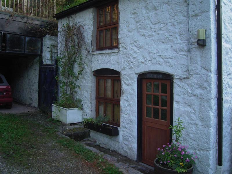 Iroko windows and stable door