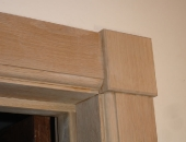 Architrave detail